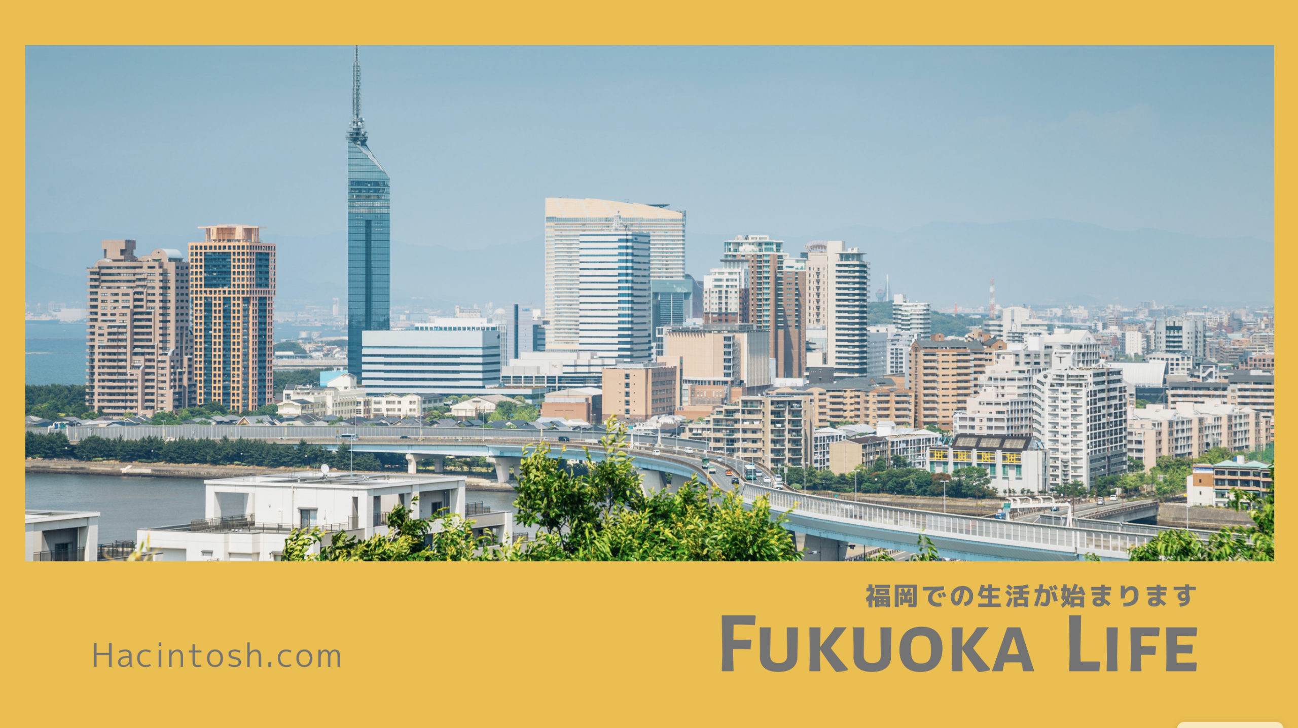 僕が福岡移住を決意した6つの魅力