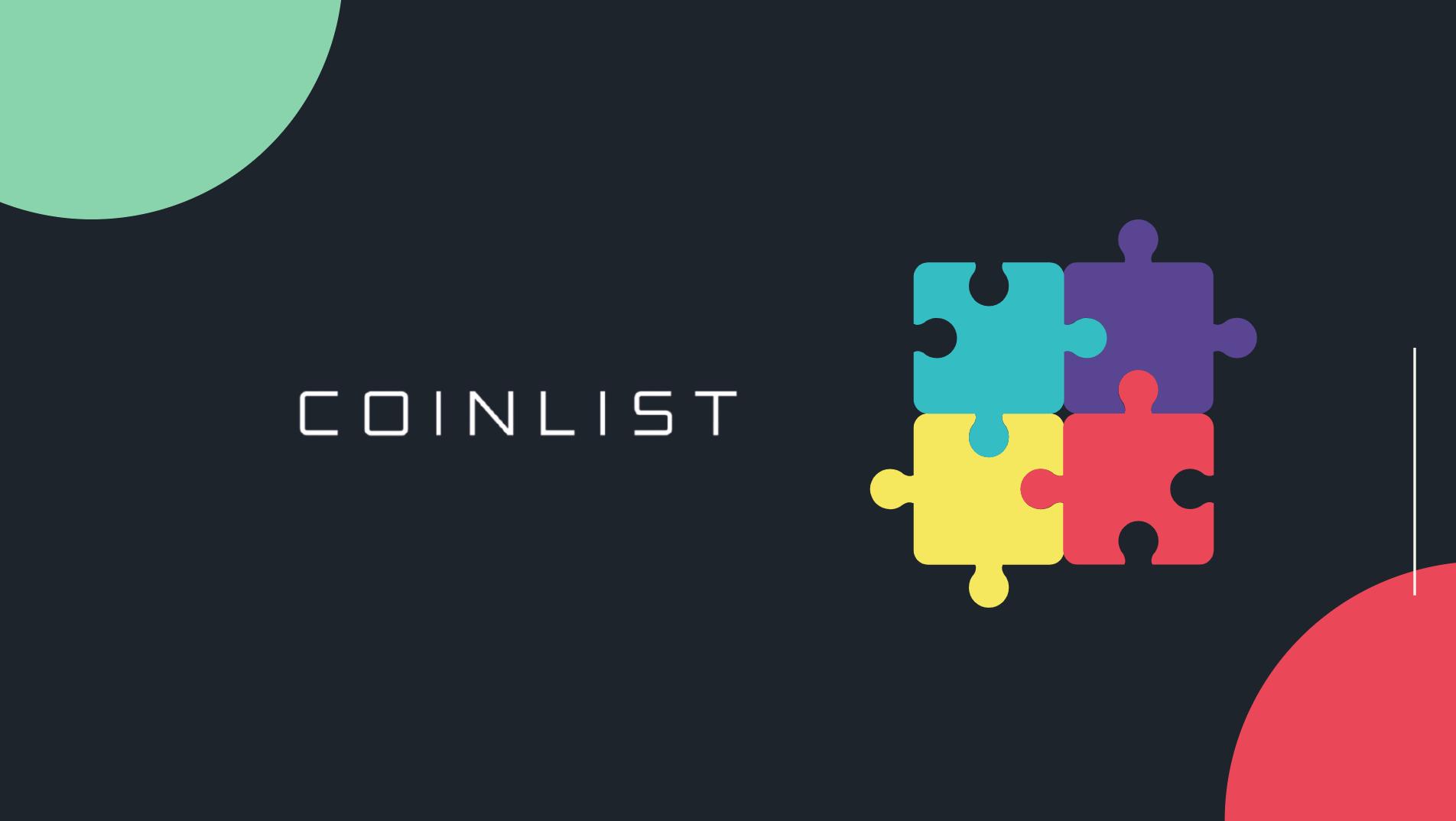 CoinListでトークンセールに参加しよう!メリットや登録方法を徹底解説!!