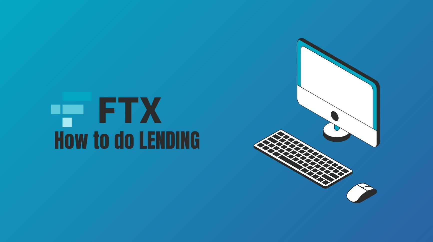 預けるだけで年利◯◯%!?FTXで仮想通貨やUSDをレンディングする方法